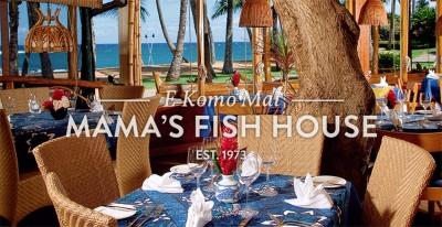 Mamas Fish House