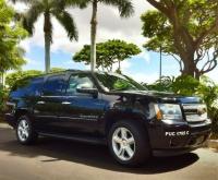 Chauffeured Services Maui - Suburban