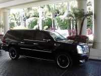Chauffeured Services Maui - Escalade